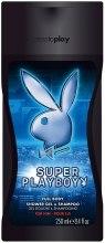 Духи, Парфюмерия, косметика Playboy Super Playboy For Him - Гель для душа