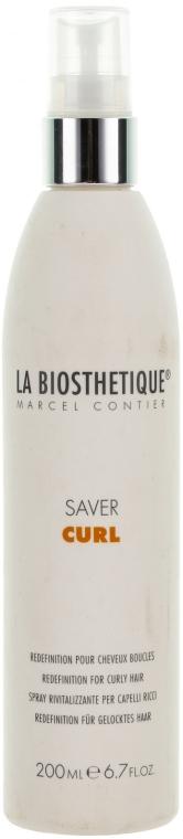Ухаживающий спрей для сохранения локонов - La Biosthetique Curl Saver
