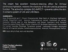 Захисно-заспокійливий крем - Demax Sensitive Protecting Day Cream SPF 25 — фото N3