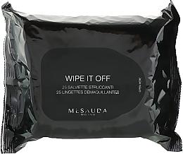 Духи, Парфюмерия, косметика Влажные салфетки для снятия макияжа - Mesauda Milano Makeup Remover Wipes