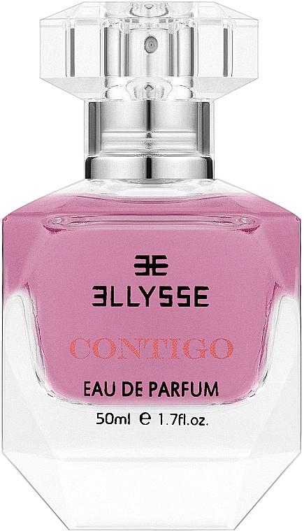 Ellysse Contigo - Парфюмированная вода