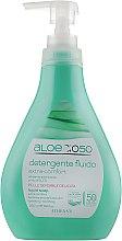 Духи, Парфюмерия, косметика Жидкое мыло Алоэ Био - Athena's Aloe Bio50 Detergente Fluido