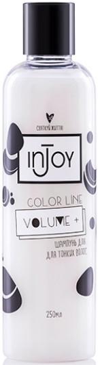 """Шампунь для тонких волос """"Volume +"""" - inJoy Color Line Volume + — фото N3"""
