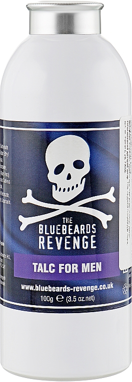 Тальк для тела - The Bluebeards Revenge Body Talc