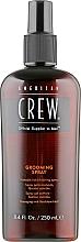 Духи, Парфюмерия, косметика Спрей-гель нормальной фиксации - American Crew Grooming Spray