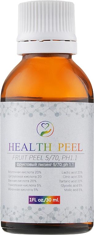Фруктовый пилинг 5/70 - Health Peel Fruit Peel, pH 1.1