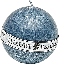 Духи, Парфюмерия, косметика Свеча из пальмового воска, 8 см, оникс - Saules Fabrika Luxury Eco Candle