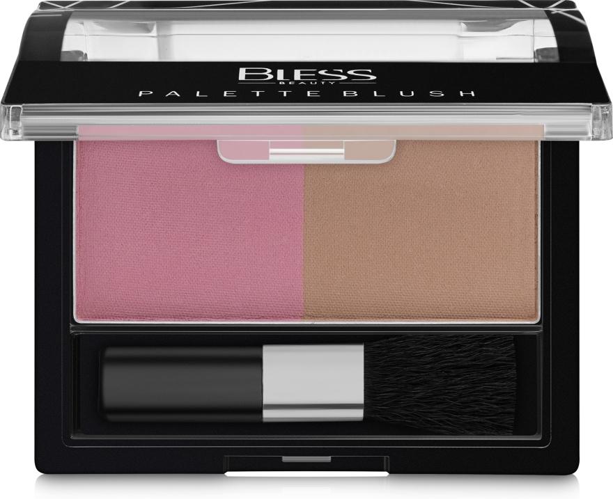 Румяна компактные - Bless Beauty Palette Blush