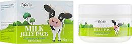 Духи, Парфюмерия, косметика Молочная лифтинг-маска с памятью формы - Esfolio Milk Shape Memory Jelly Pack