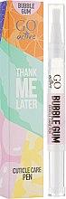Духи, Парфюмерия, косметика Масло для кутикулы - GO Active Thank Me Later Bubble Gum Cuticle Care Pen