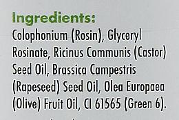 Оливковий віск - Depileve Olive Oil Rosin — фото N3
