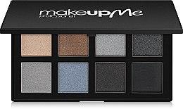 Духи, Парфюмерия, косметика Профессиональная палитра теней 8 цветов, C8 - Make Up Me