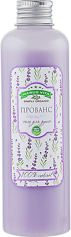 "Гель для душа ""Прованс"" - Marus Vita Shower Gel"