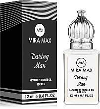 Духи, Парфюмерия, косметика Mira Max Daring Man - Парфюмированное масло