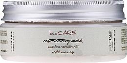 Духи, Парфюмерия, косметика Восстанавливающая маска для волос с маслом дикой розы - BioBotanic BioCare Restructuring Mask