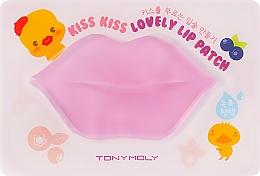 Духи, Парфюмерия, косметика Локальная маска - Tony Moly Kiss Kiss Lovely Lip Patch