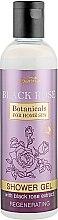 Духи, Парфюмерия, косметика Гель для душа с экстрактом черной розы - Joanna Botanicals For Home Spa Black Rose Shower Gel