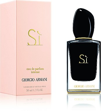Giorgio Armani Sì Intense - Парфюмированная вода