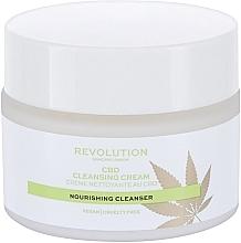 Духи, Парфюмерия, косметика Очищающий крем для лица - Revolution Skincare CBD Cleansing Cream