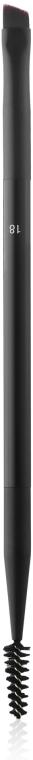 Профессиональная кисть для бровей - NYX Professional Makeup Pro Dual Brow Brush
