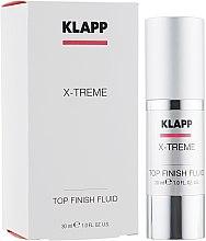 Духи, Парфюмерия, косметика Крем-флюид для лица - Klapp X-treme Top Finish