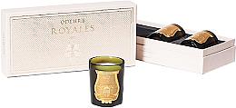 Духи, Парфюмерия, косметика Набор - Cire Trudon Royal Scents Candle Coffret (candle/3x100g)