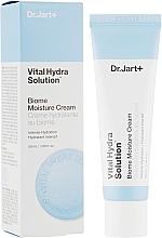 Духи, Парфюмерия, косметика Интенсивно увлажняющий крем с пробиотиками - Dr. Jart+ Vital Hydra Solution Biome Moisture Cream