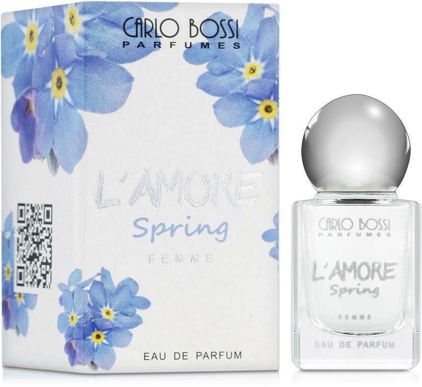 Carlo Bossi L'Amore Spring - Парфюмированная вода (мини)
