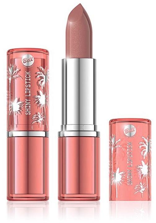 Помада для губ с эффектом металлик - Bell Shiny Lipstick