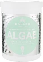 Парфумерія, косметика Маска для волосся з екстрактом водоростей і оливкової олії - Kallos Cosmetics Algae Mask