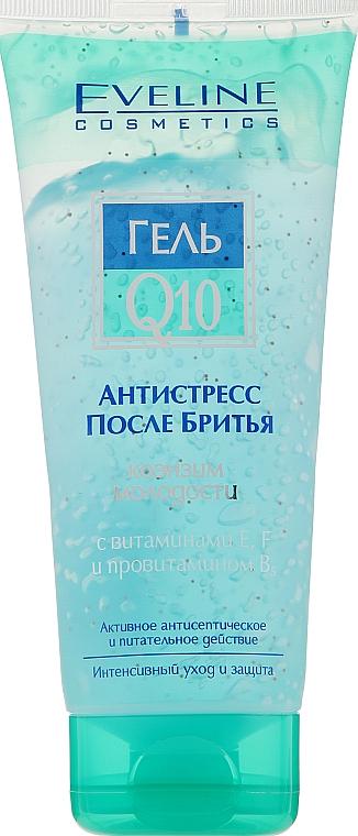Гель антистресс после бритья Q10 - Eveline Cosmetics Man Line