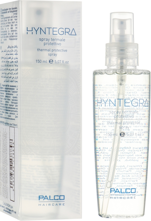 Спрей-флюид термозащитный несмываемый - Palco Professional Hyntegra Hair Spray