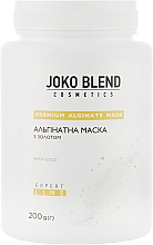 Духи, Парфюмерия, косметика Альгинатная маска с золотом - Joko Blend Premium Alginate Mask