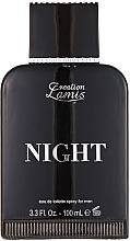 Духи, Парфюмерия, косметика Creation Lamis Night - Туалетная вода
