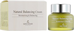 Духи, Парфюмерия, косметика Крем для восстановления баланса кожи - The Skin House Natural Balancing Cream