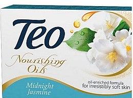 Духи, Парфюмерия, косметика Туалетное мыло - Teo Nourishing Oils Midnight Jasmine