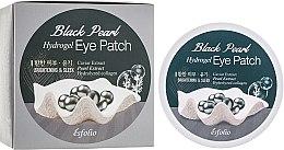 Духи, Парфюмерия, косметика Гидрогелевые патчи под глаза с черным жемчугом - Esfolio Black Pearl Hydrogel Eye Patch