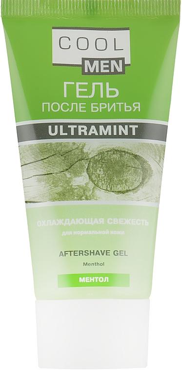 """Гель после бритья """"Ultramint"""" - Cool Men"""
