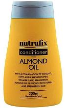 Духи, Парфюмерия, косметика Кондиционер для волос с миндальным маслом - Nutrafix Conditioner With Almond Oil