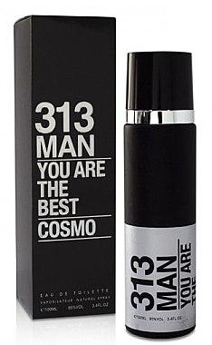 Духи, Парфюмерия, косметика УЦЕНКА Cosmo Designs 313 Man You Are The Best - Туалетная вода *