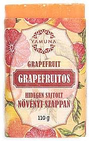 "Мыло холодного отжима ""Грейпфрут"" - Yamuna Grapefruit Cold Pressed Soap"