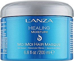 Духи, Парфюмерия, косметика Восстанавливающая маска для волос - L'anza Healing Moisture Moi Moi Hair Masque