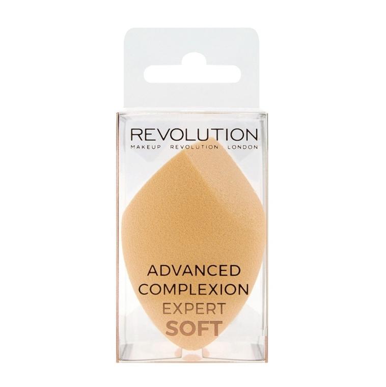 Спонж для макияжа, бежевый - Makeup Revolution Soft Advanced Complexion Expert