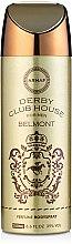 Духи, Парфюмерия, косметика Armaf Derby Club House Belmont - Дезодорант
