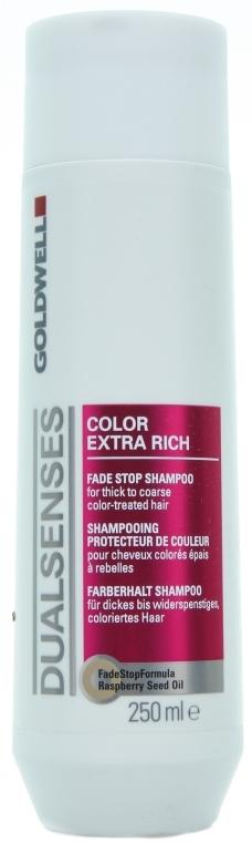Шампунь для окрашенных волос - Goldwell DualSenses Color Extra Rich