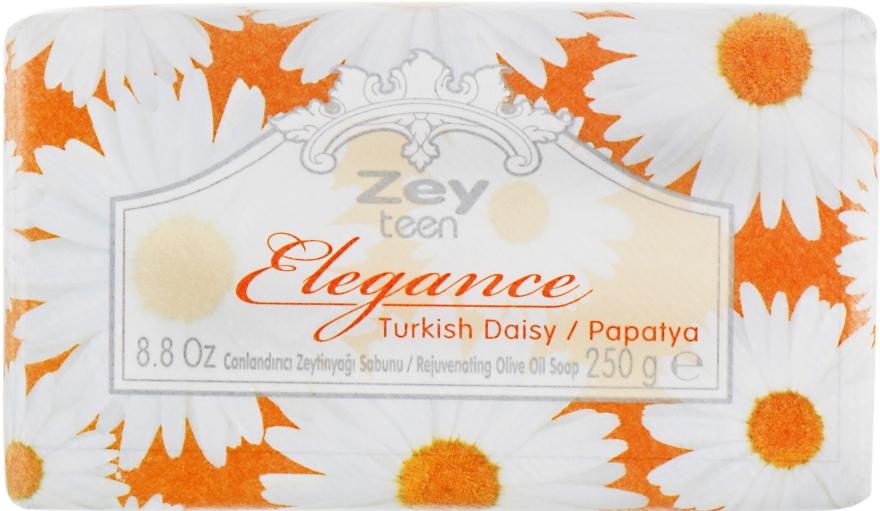 """Натуральное оливковое мыло """"Маргаритка"""" - Olivos Zey Teen Elegance Turkish Daisy Soap"""