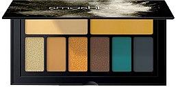 Духи, Парфюмерия, косметика Палетка теней для век - Smashbox Cover Shot Eye Palettes Sunlit Yellow