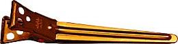 Духи, Парфюмерия, косметика Зажим для волос M, 70мм, золотой - Y.S.Park Professional Medium Clips