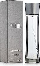 Духи, Парфюмерия, косметика Giorgio Armani Mania Pour Homme - Туалетная вода