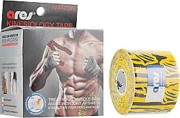 "Духи, Парфюмерия, косметика Кинезио тейп ""Tiger"" - Ares Amazon Kinesio Tape"